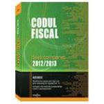 Codul Fiscal 2012 - 2013 text comparat.  Actualizat februarie 2013 - Nicolae Mandoiu