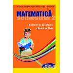 Matematica. Exercitii si probleme. Clasa a V-a, semestrul II  2012-2013