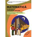 Matematică. Olimpiade şi concursuri şcolare. Clasa a VIII a