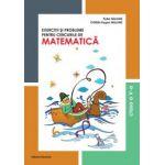 Exerciţii şi probleme pentru cercurile de matematică. Clasa a V a