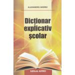 Dictionar explicativ scolar - cartonat