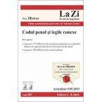 Codul penal si legile conexe  actualizat la 5 mai 2013