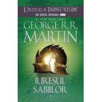 Iuresul Sabiilor - George R.R. Martin, 2 vol.