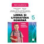Limba şi literatura română 2013 clasa a V-a - Teorie, modele, exerciţii
