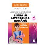 Limba şi literatura română  2013 clasa a VI-a - Teorie, modele, exerciţii