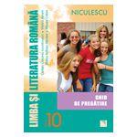 Limba şi literatura română  2013 clasa a X-a - Ghid de pregătire
