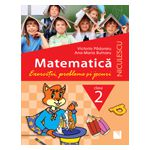 Matematică Clasa a II-a - Exerciţii, probleme şi jocuri
