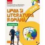 LIMBA SI LITERATURA ROMANA STANDARD 2014. CLASA A VI-A