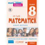 Mate 2013 - 2014  Initiere MATEMATICA - ALGEBRA, GEOMETRIE. CLASA A VIII-A - PARTEA I