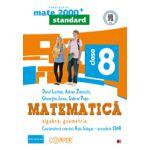 Mate 2013 - 2014 Standard - ALGEBRA, GEOMETRIE - CLASA A VIII-A