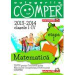 CULEGERILE COMPER MATEMATICA 2013-2014 CLASELE I-IV ETAPA I