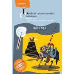 Limba si Literatura Romana Comunicare 2014 Clasa a VI-a Semestrul 1 - Fise de Lucru, Teste Initiale, Formative si Finale