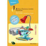 Limba si Literatura Romana Comunicare 2014 Clasa a VIII-a Semestrul 1 - Fise de Lucru, Teste Initiale, Formative si Finale
