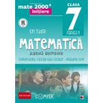 Mate 2013 - 2014  Initiere MATEMATICA - ALGEBRA, GEOMETRIE. CLASA A VII-A - PARTEA II