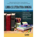 LIMBA ŞI LITERATURA ROMÂNĂ CLASA A X-A