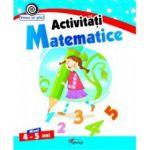 Activitati matematice, nivel 4-5 ani