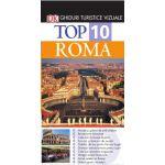 Top 10. Roma - Ghid turistic vizual. Editia a II-a