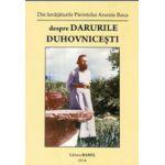 Despre darurile duhovnicesti - Arsenie Boca