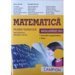 Bacalaureat 2015 Matematica. Filiera teoretica - specializarea stiintele-naturii. Exercitii recapitulative. Teste