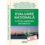 Evaluare Nationala 2015 Matematica in 25 de saptamani