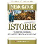 MEMORATOR DE ISTORIE PENTRU PREGATIREA EXAMENULUI DE BACALAUREAT