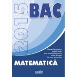 BACALAUREAT 2015  MATEMATICA