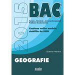BACALAUREAT 2015 GEOGRAFIE. Europa – Romania – Uniunea Europeana – Probleme fundamentale