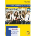 Evaluare nationala 2015 Limba si literatura romana - 50 de Teste