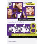 Mate 2014 - 2015 Consolidare - ARITMETICA, ALGEBRA, GEOMETRIE. CLASA A VIII-A. PARTEA II - Semestrul II