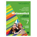 Matematică. Exerciţii şi probleme pentru clasa a VII-a, semestrul II