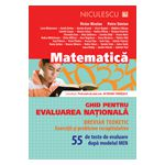 Evaluare nationala 2015 Matematică. Ghid pentru evaluarea naţională. 55 de teste de evaluare după modelul MEN