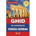 GHID DE CONVERSATIE ROMAN GERMAN ( contine CD)