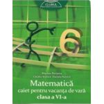Matematica caiet pentru vacanta 2015 de vara clasa a VI-a. Clubul matematicienilor