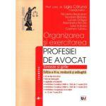 Organizarea si exercitarea Profesiei de Avocat 2015