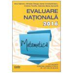 Evaluare nationala 2016 Matematica - 71 de teste propuse dupa modelul elaborat de M. E. N.