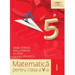 Matematica pentru clasa a V-a - Clubul matematicienilor 2015 - Semestrul I