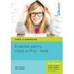 Evaluare pentru clasa a VI-a - Limba si comunicare
