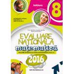 EVALUARE NATIONALA 2016 Matematica - Initiere - NOTIUNI TEORETICE SI TESTE DUPA MODELUL M. E. C. S.