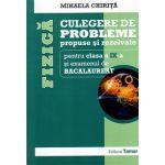 Fizica - Culegere de Probleme Propuse si Rezolvate pentru clasa IX-a si Examenul De Bacalaureat