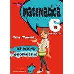 Matematica 2015 - 2016 Initiere - Algebra, Geometrie - Clasa A VI-A - Partea II - Semestrul II
