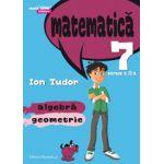 Matematica 2015 - 2016 Initiere - Algebra, Geometrie - Clasa A VII-A - Partea II - Semestrul II