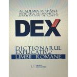 DEX - DICTIONARUL EXPLICATIV AL LIMBII ROMANE – EDITIA A II- A