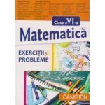 Matematica pentru clasa a VI-a - Exercitii si probleme - Marius Burtea