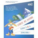 Manual Stiinte ale naturii - Clasa a III-a - Semestrul I si Semestrul II