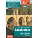 BACALAUREAT 2017 - MATEMATICA M_MATE-INFO - Pregatirea examenului in 30 de saptamani