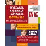 EVALUAREA NATIONALA 2017 LA FINALUL CLASEI A VI-A - MATEMATICA SI STIINTE - 49 DE TESTE CU REZOLVARI