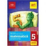 Matematică pentru clasa a V-a. Semestrul II. Clubul Matematicienilor 2017-2018
