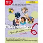 Matematica 2017 - 2018 Consolidare - Algebra, Geometrie - Clasa A VI-A - Caiet de lucru - Semestrul II