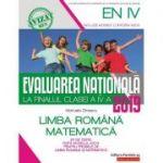 Evaluarea Națională 2019 la finalul clasei a IV-a - Limba română - Matematică