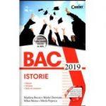 Bacalaureat 2019 Istorie - Sinteze, scheme, teste de evaluare